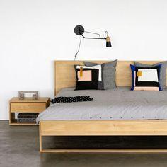 nordic II bed ethnicraft