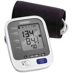 Omron 7 Series Advanced-accuracy Upper Arm Blood Pressure Monitor With Bluetooth Connectivity
