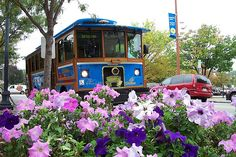 Wabash Trolley Line Tour in Downtown Lafayette - West Lafayette, Indiana
