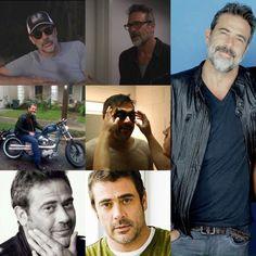 Jefferey Dean Morgan, Handsome Older Men, Kenneth Branagh, John Winchester, Alexander Ludwig, Kevin Costner, Norman Reedus, Man Crush, Walking Dead