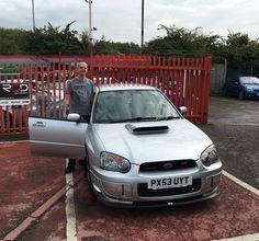 Here's Paul collecting his Subaru Impreza STi today.  #rsd #subaru #impreza #sti #imprezasti #prodrive #prodrivesti #rsdirectspecialistcars #yate #bristol #uk