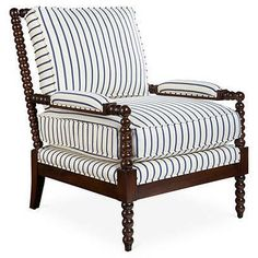 Beau Accent Chairs | One Kings Lane