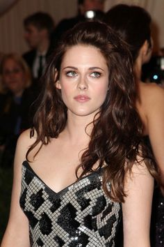Kristen+Stewart in Celebs on the Red Carpet at the Met Gala in NYC...