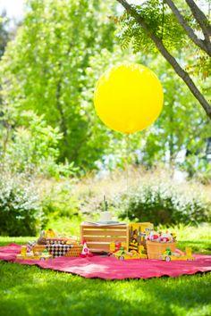 Inspiration: A Picnic Party | The Fete Blog