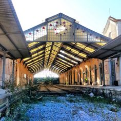 #barreiro #comboios #estação #trainstation #abandonada