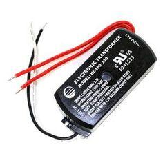 cool General 10150 - 12 volt 150 watt Electronic Transformer Model BSET150 (12V/150W ELECTRONIC TRANSFORMER Model BSET150)