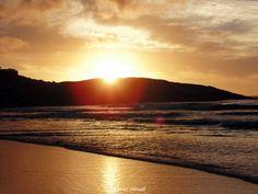 #Sunset beach moments