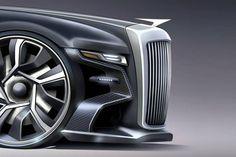 Rolls Royce Concept, Rolls Royce Cullinan, Moto Car, Rolls Royce Wraith, Custom Muscle Cars, Cadillac Escalade, Kit Cars, Transportation Design, Car Cleaning