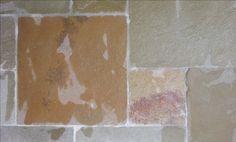 particolare pavimentazione in pietra calcare virens - http://pulchria.it/index.php/photo/esterni