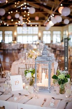 Ikea lanterns, hanging lights, simple whites and neutral color palate