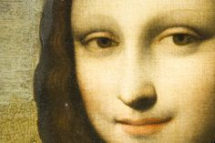 A painting attributed to Leonardo da Vinci representing Mona Lisa, is displayed during a presentation in Geneva. Lisa Young, Mona Lisa Smile, Instant Karma, Different Kinds Of Art, Angel Pictures, 16th Century, Historian, Sculptures, Illustration