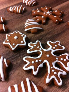Weihnachtskekse / Christmascookies