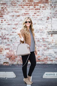 How to style a Blazer for fall