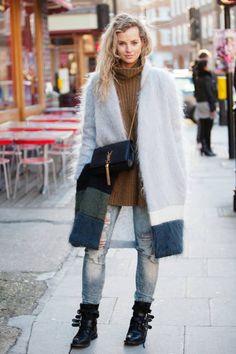 Street Style: London Fashion Week F/W 2014