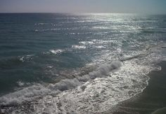 Juno Beach FL ocean pic by the pier