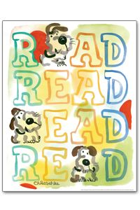 Daisy Read Poster - Bestsellers - Posters - Products for Children - ALA Store