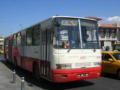 ikarus körüklü otobüs iett