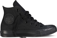 Looking for Converse Unisex Chuck Taylor All Star High Top Sneakers ? Check out our picks for the Converse Unisex Chuck Taylor All Star High Top Sneakers from the popular stores - all in one. Converse All Star, All Black Converse, High Top Chucks, Converse Sneakers, Converse Chuck Taylor All Star, Casual Sneakers, Chuck Taylor Sneakers, Sneakers Fashion, All Black Sneakers