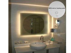Bathroom Mirrors Galway bathroom light fixtures stainless steel | bathroom decor