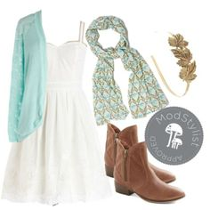 It's time to set the clocks forward! While you might lose an hour a sleep, that extra sunlight is worth it. Wear your pastel cardigan like our Lacy Day Off Cardigan in Aqua over a chic white dress.