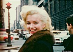 14-Year-Old Photographer Snaps Marilyn Monroe