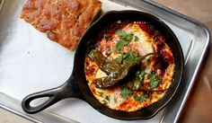 Philly spots putting their own spin on shakshuka, the savory egg dish that's not just for brunch...