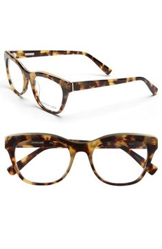 Women's Derek Lam 52mm Optical Glasses - Tortoise - by MODO Eyewear