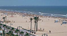 Playa Malvarrosa Valencia !