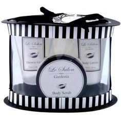 Coffret de Bain Le Salon - Gardenia