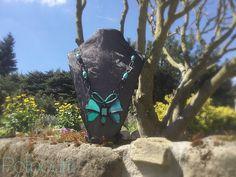 Glasanhänger - MaiLife Schmetterling - ein Designerstück von srosa bei DaWanda