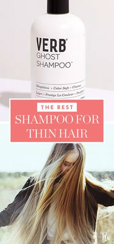 This Shampoo Is a Dream Come True for Thin-Haired Ladies Looking to Amp Up the Volume #purewow #review #beauty #hair #haircare