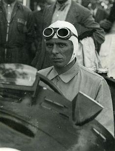 Achille Varzi (Italia, 1904-1948, circuito di Berna)