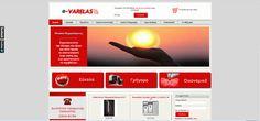 Ηλεκτρονικό κατάστημα προϊόντων θέρμανσης, ειδών υγιεινής και οικοδομικών υλικών.