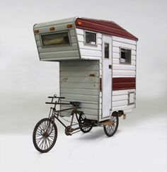 with this camper bike i would go and make a trip around the world in 80 days