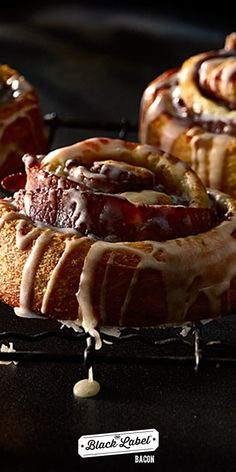 Hormel Foods Recipes: Easy dishes for everyone to enjoy. Brunch Recipes, Breakfast Recipes, Bacon Cinnamon Rolls, Bacon Breakfast, Bacon Wrapped, Spiral, Favorite Recipes, Bread, Dishes