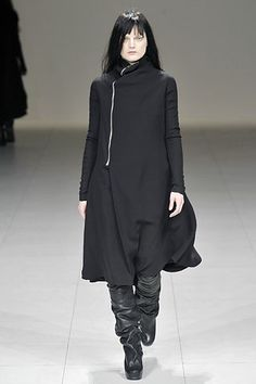 Rick Owens | Fall 2008 Ready-to-Wear Collection | Style.com