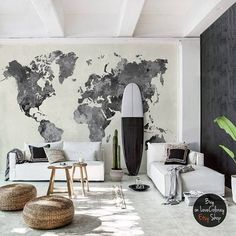Black and white city wallpaper hand drawing peel stick city wall vintage world map removable wallpaper pale wall mural peel and stick wallmural old map mural vintage wall murals 54 gumiabroncs Images