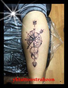 arrow tattoo trabzon