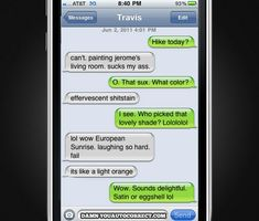 Funniest AutoCorrects Of 2011.  (Laughed so hard & loud, I was crying and woke the baby)