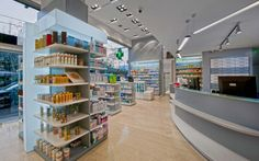 KDI CONTRACT offers integrated technical solutions for retail and residential spaces. And that's all we have in common with other construction companies! Pharmacy, Construction, Building, Projects, Home Decor, Homemade Home Decor, Blue Prints, Buildings, Interior Design