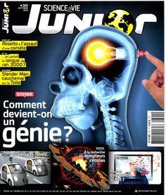 Science & Vie Junior n°301 Et si nous pouvions tous devenir des génies...