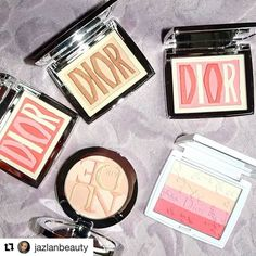 #Repost @jazlanbeauty with @repostapp  These are not meant to be used.  I just can't. Thanks to @fudejapan. #diormakeup #diorlimitededition #diorlabel008 #diorlabel009 #diorlabel004 #diornudeair #diorlabelblush #diorcherrybloom #makeupaddict #makeupjunkie #makeup #beauty #bblog #bbloggers #bblogger #bbloger #blogerbeauty #belgianblogger #instabeauty #instablog #beautygram #beautyful #beautyblogs #beautybloggers #belgiumbeauty #beautybelgie #beautybelgium #макияж