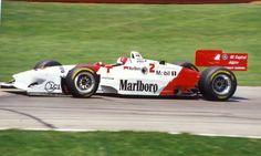 PENSKE PC-27 & Al Unser Jr. . .The last of the PENSKE Built Indycars 1996