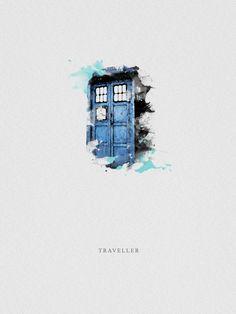 Traveller | Doctor Who | Tardis