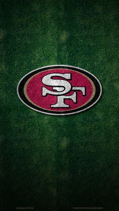 Cool San Francisco 49ers Striped NFL Wallpaper San