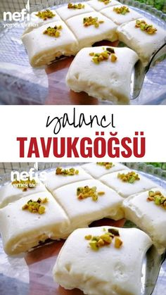 Turkish Delight, Turkish Recipes, Yogurt, Biscuits, Deserts, Good Food, Goodies, Food And Drink, Sweets