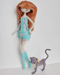 В женщине должна быть грация кошки...#weamiguru #amigurumiaddict #crochetingisfun #knittingtoys #toys_gallery #knittingdoll #вязанаякукла #animedolls #instadoll #mycreative_world #mysolutionforlife #handmadedolls #dollsofinstagram  #вязаннаяигрушка #amigurumidolls #связанокрючком #кукларучнойработы #кукольнаяодежда#crochetartist #ilovecrocheting#gurumigram #мастеркрафт#crochetdoll #хочу_в_ленту_yh#вяжукрючкомиспицами#gurumidoll#dollaccessories#10marifet