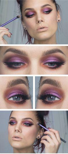http://lindahallberg.se/ - https://www.youtube.com/user/BangerBeauty - https://www.instagram.com/lindahallbergs/ #makeup #Linda_Hallberg #beauty