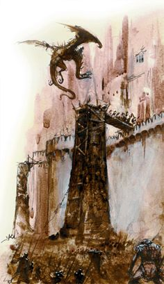 Day #2 Favorite Battle. The Battle at Minas Tirith.