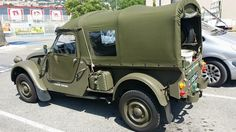2cv jeep